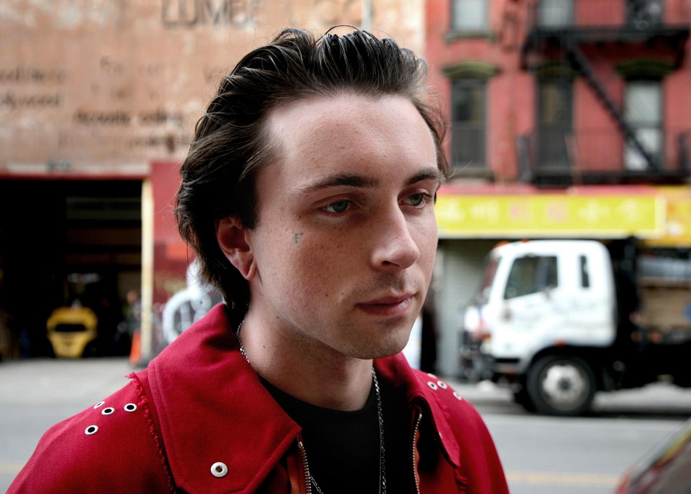 Yuvarlak Yüz Şekli İçin Erkek Saçı Modeli