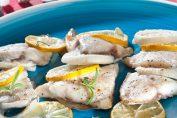 Fırında Balık Pişirme