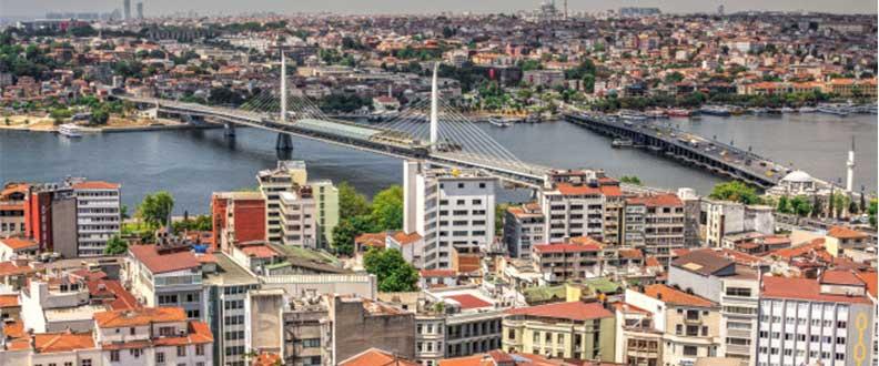 İstanbulda Ulaşımın En Kolay Olduğu Yerler